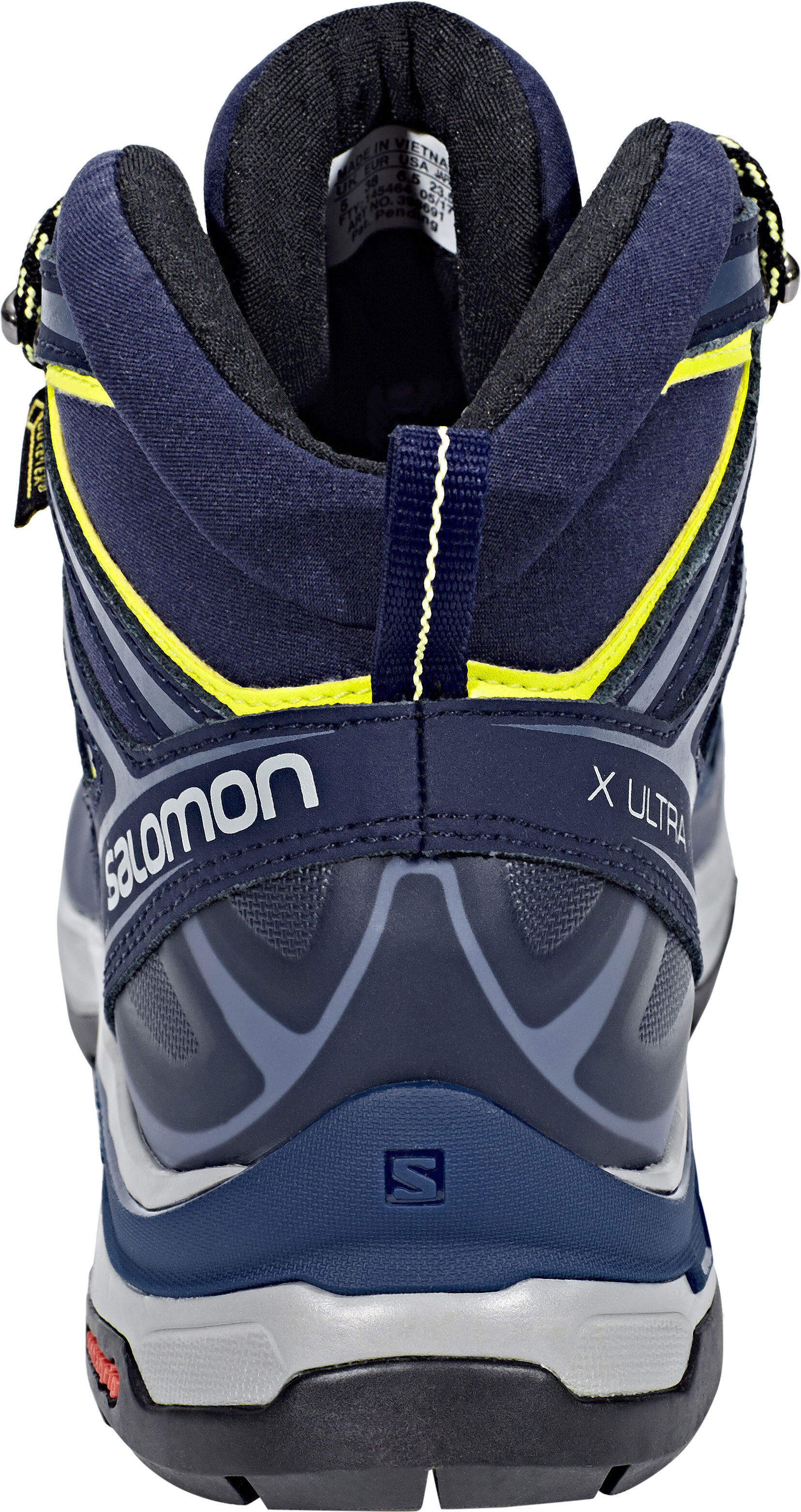 new concept 568e0 c3cc9 Salomon X Ultra 3 Mid GTX - Chaussures Femme - bleu